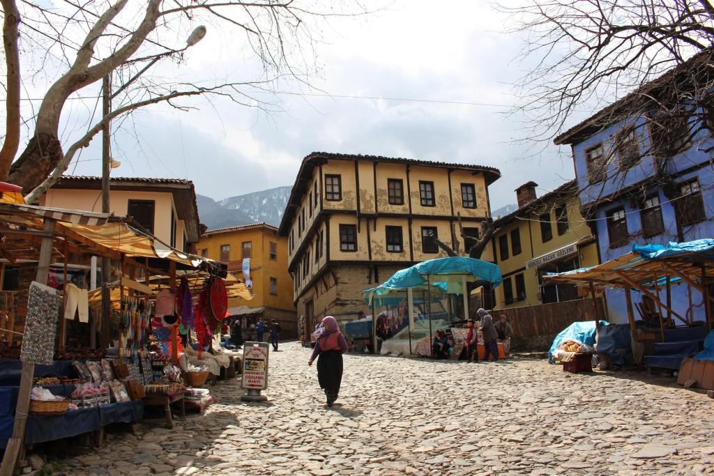Cumalıkızık Köy Meydanı