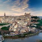 Toledo'dan Genel Görünüm...