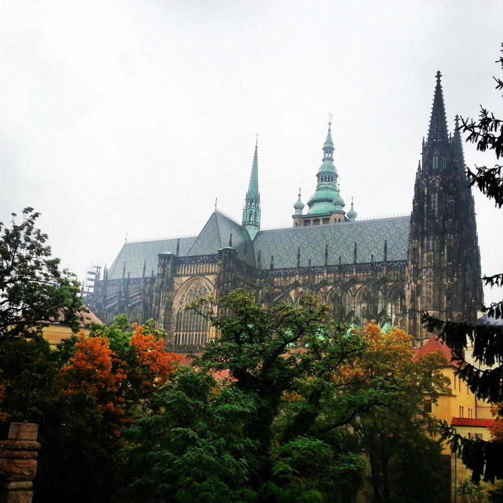 Prag Aziz Vitus Katedrali