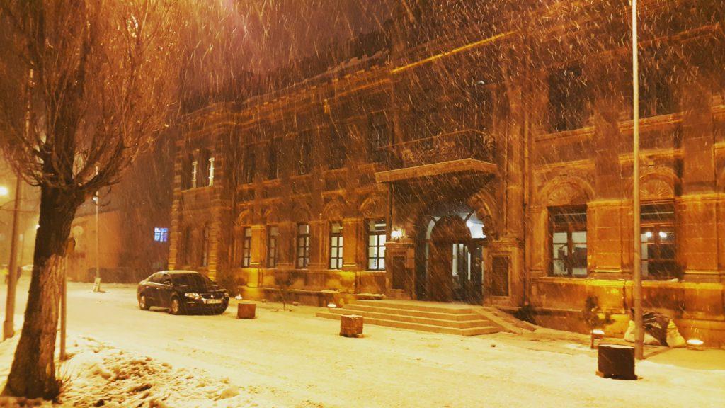 Kars Cheltikov Hotel - Hekimevi