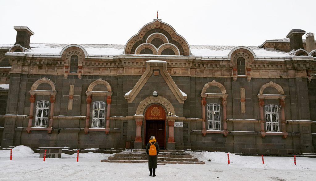 Kars Büyük Katedral - Fethiye Camii
