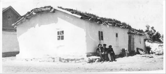 Kars'ın köylerinden birindeki bir Malakan Evi