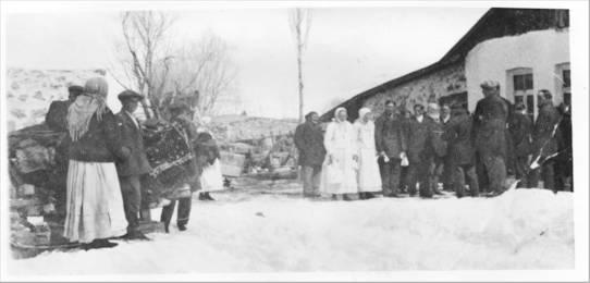 Kars'taki bir Malakan Düğünü