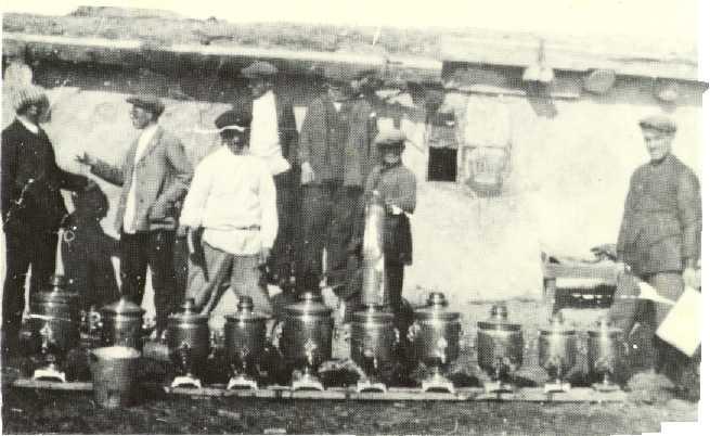 Bir Kafkas geleneği olan Semaver, Malakanlar'ın bu bölgeye kazanımlarından biridir.