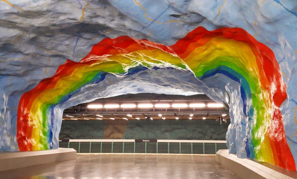 Stadion Metro İstasyonu
