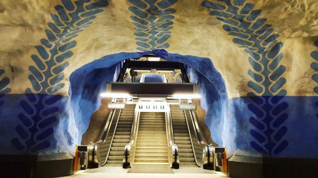 T-Centralen İstasyonu