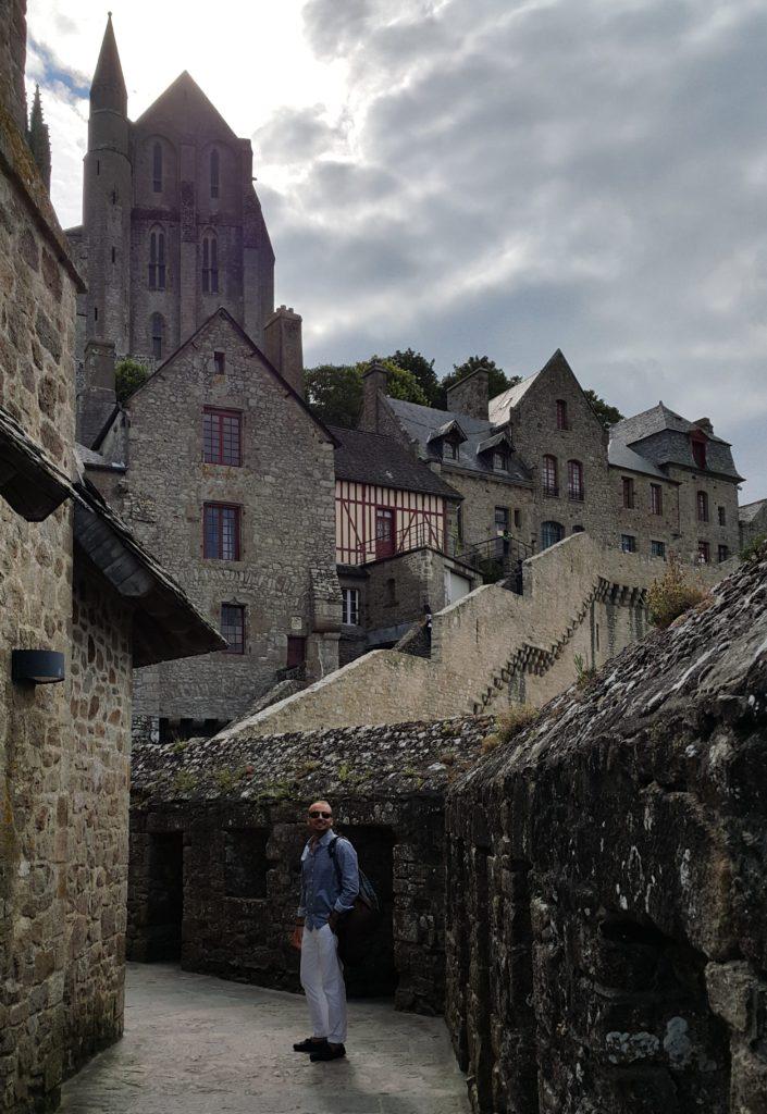 Mont Saint Michel'i keşfederken