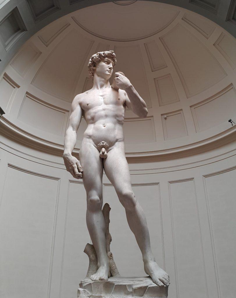 Michelangelo'nun Davud'u