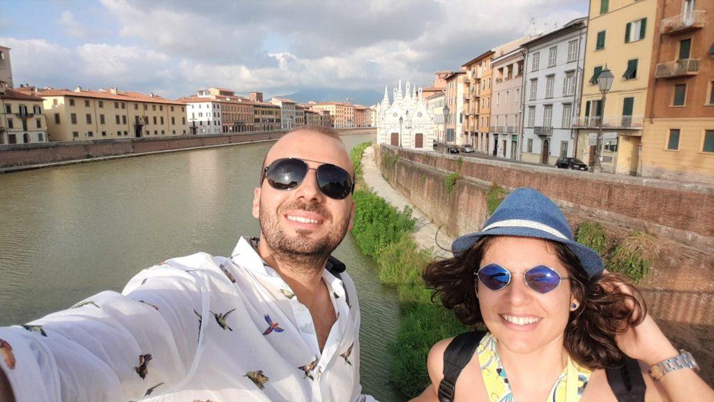 Pisa'ya veda zamanı :)