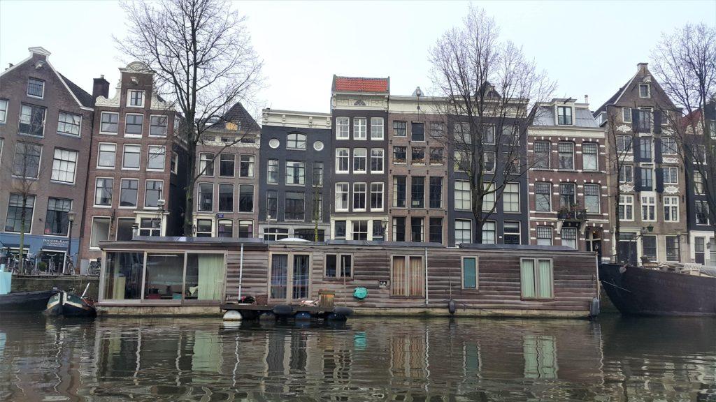 Amsterdam Tekne Evleri